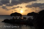 Divi Dive Resort Sunset