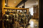 Suits of Armor Storage